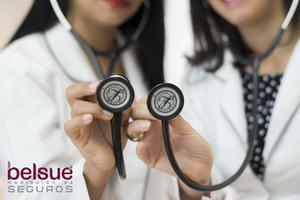 Seguros salud coopago Belsue Mediacion de Seguros