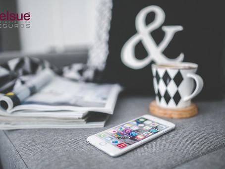 He roto la pantalla del móvil: ¿me lo cubre el seguro de mi casa?