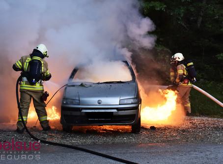 ¿Y si se incendia mi coche el Seguro lo cubre?