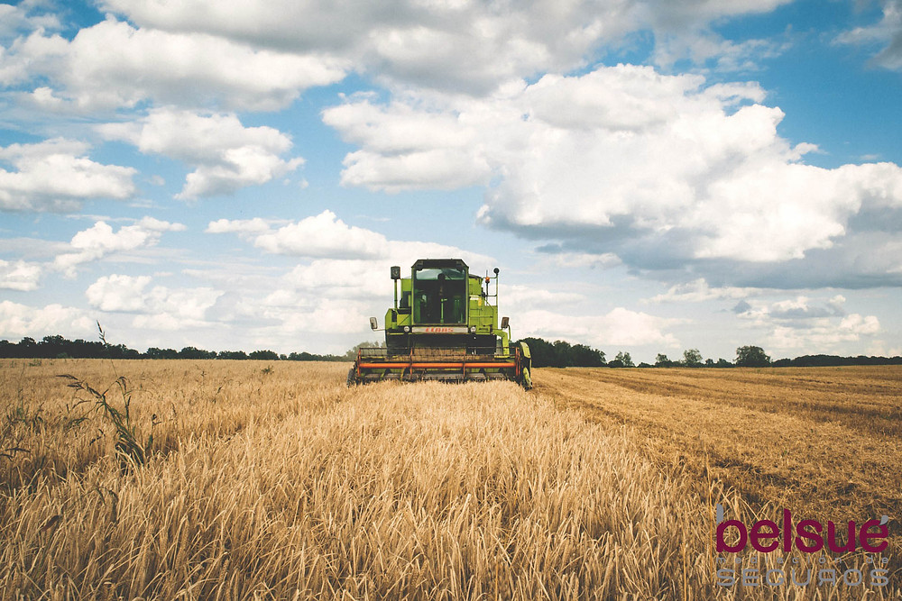 Seguro maquinaria agricola