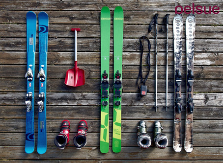 Consejos para esquiar sin riesgos.