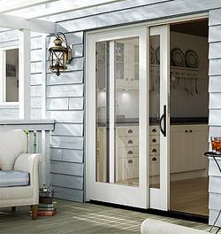 Patio Door Glass & Rollers