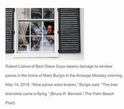 Best Glass Guys featured on The Post