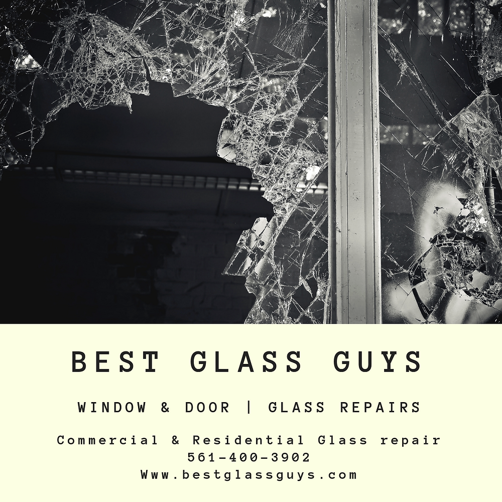 Commercial Glass Replacement Company