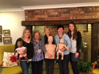 Group Home Baby First Aid Course