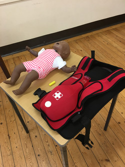 Baby First Aid Courses
