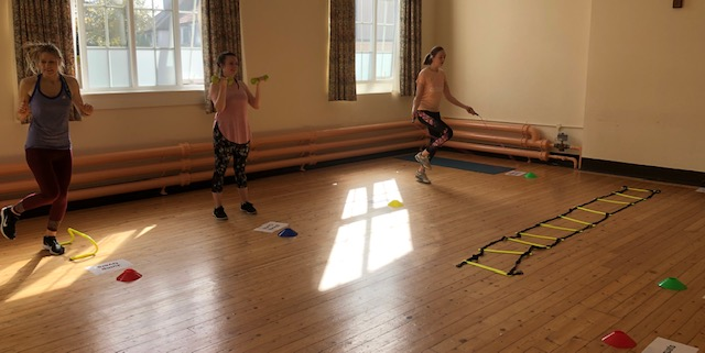 Postnatal Circuits in Action