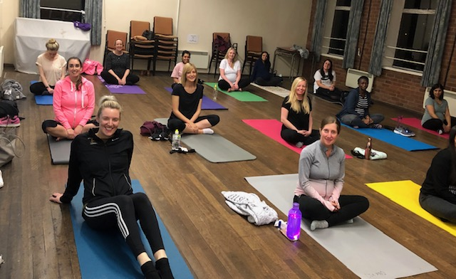 Solihull Yoga Class