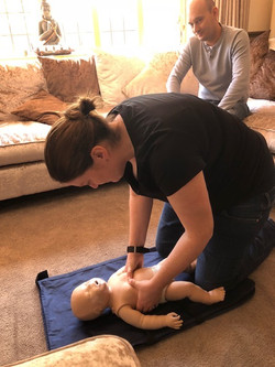 Baby First Aid 14