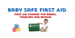 Baby First Aid Courses Available