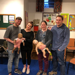 Baby First Aid Solihull