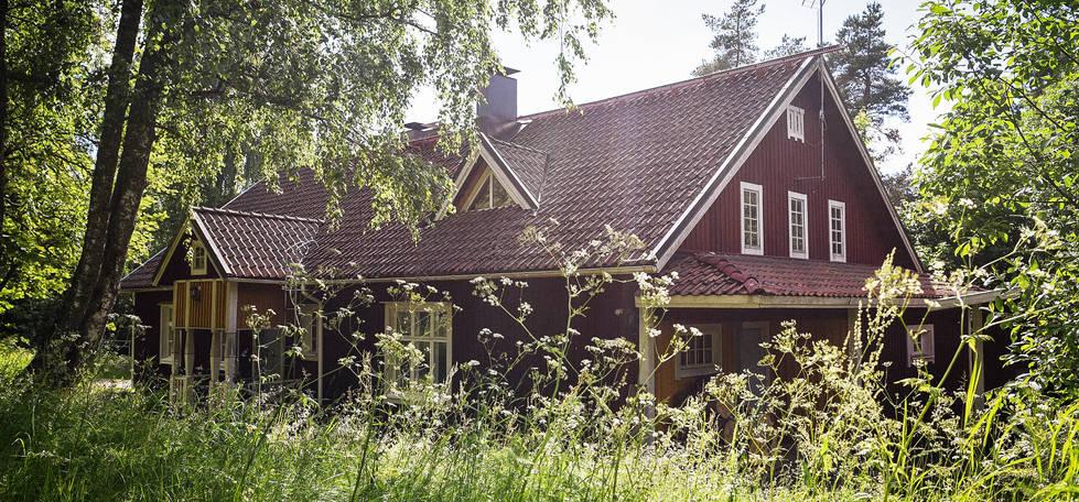 Tilanhoitajan talo