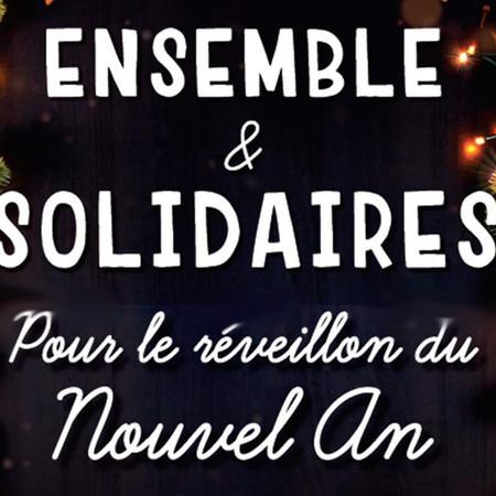 Lille : Réveillon Solidaire du 31 décembre