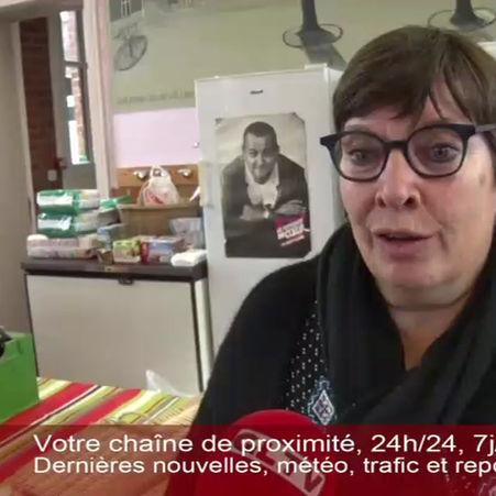 Le centre des Restos Babylone à Villeneuve d'Ascq