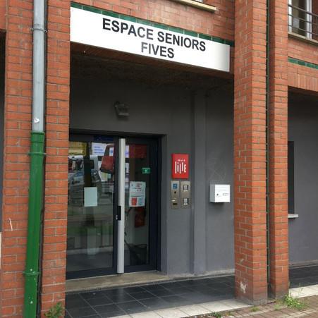 Centre de Lille Marbrerie :  Un chalet tout neuf !