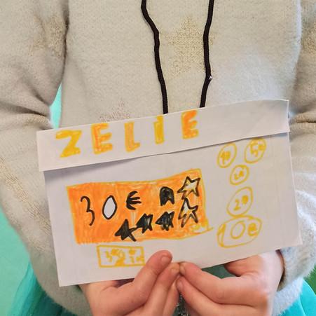Visite inattendue à Hem : le merveilleux don de Zélie !
