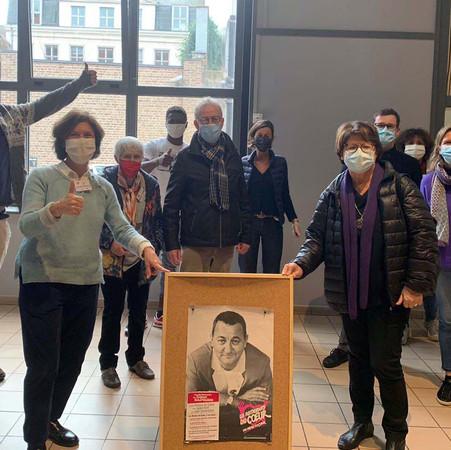 Lille La Halle : Nouvelle salle pour un meilleur accueil