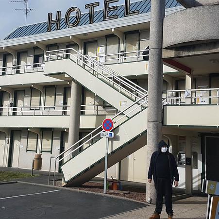 Les Restos mobilisés pour les personnes sans-abri hébergées par la Préfecture du Nord en hôtel