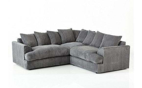 Ferguson Corner Sofa In Seal