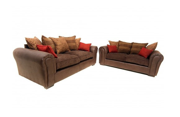 Barcelona 3 + 2 Seater Sofa