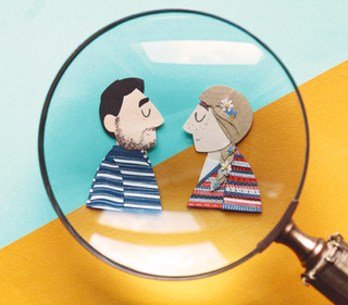 Magnifying Glass Couple Portraits.jpg