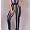 """Thumbnail: """"Showstopper"""" Striped Jumpsuit"""