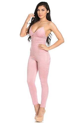 Pink Kisses Jumpsuit