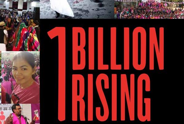 1 Billion Rising - VDAY - Raise Yuh Voice