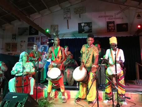 Women of the Drum Concert
