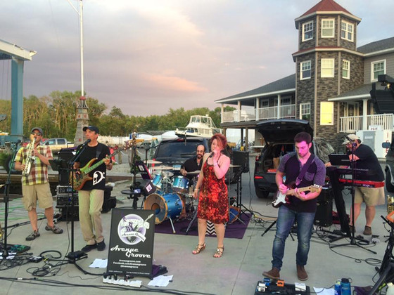 Avenue Groove at Hays Haven!