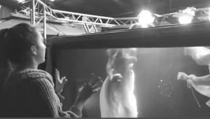 mermaid tank hire for film