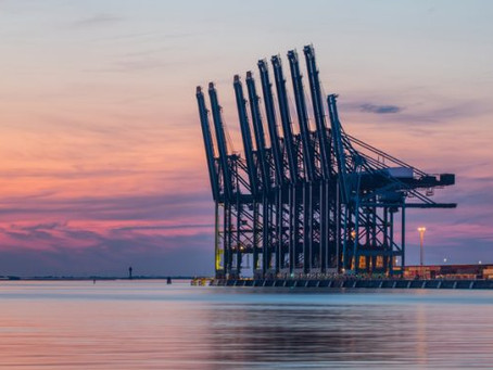 European ports