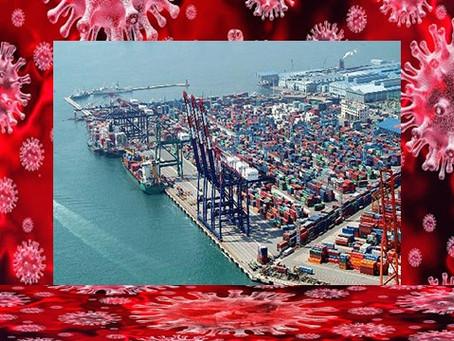 Coronavirus outbreak impact of Korea shipping