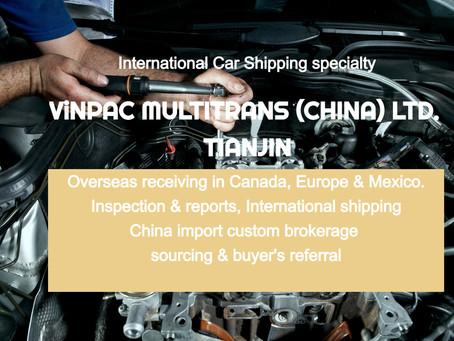 Auto Parts exports