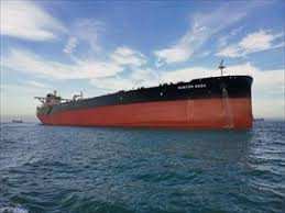Over 55 tankers are anchored off Singapore Strait