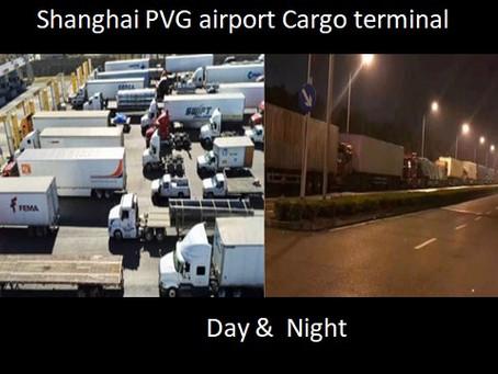 Shanghai PVG airport
