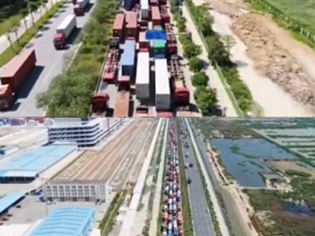 Nan Sha & Yantian port update