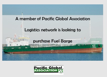 Purchase fuel barge