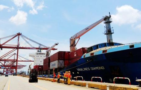 Shenzhen - DCB Terminals new intra-Asia service connecting to Vietnam & a link to U.S.
