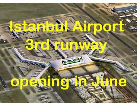 Istanbul Airport 3rd runway