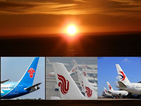 China domestic air resumed over 50%