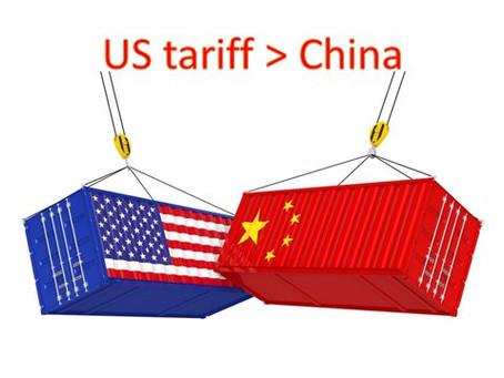 US announced tariffs on 300 billion