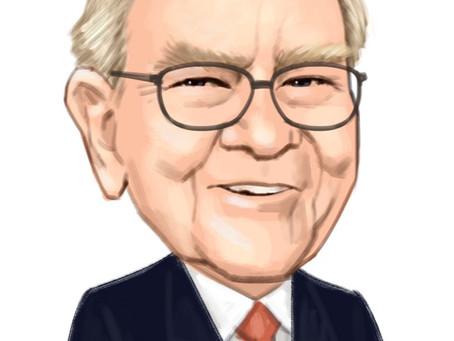 Warren Buffett sold airlines