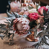 Luxury with florals package