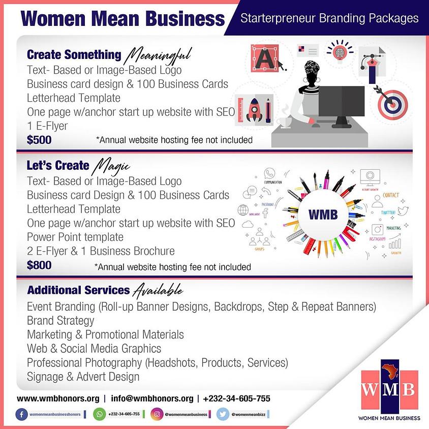 Starterpreneur Branding Packages Now Available