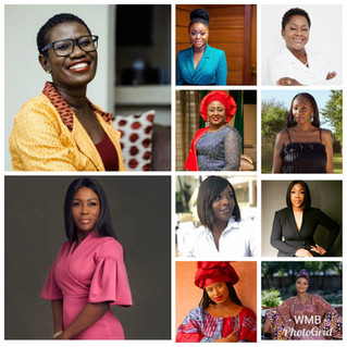 100 Women West Africa reveals their list of women on the move.