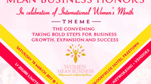 4th Annual Women Mean Business Honors