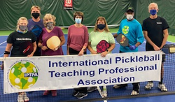 pickleball group photo