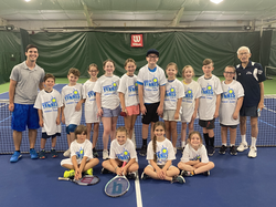 Tennis camp wk6