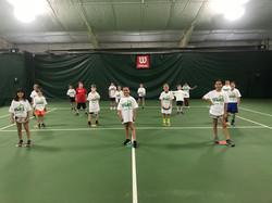 Tennis Camp wk2 group